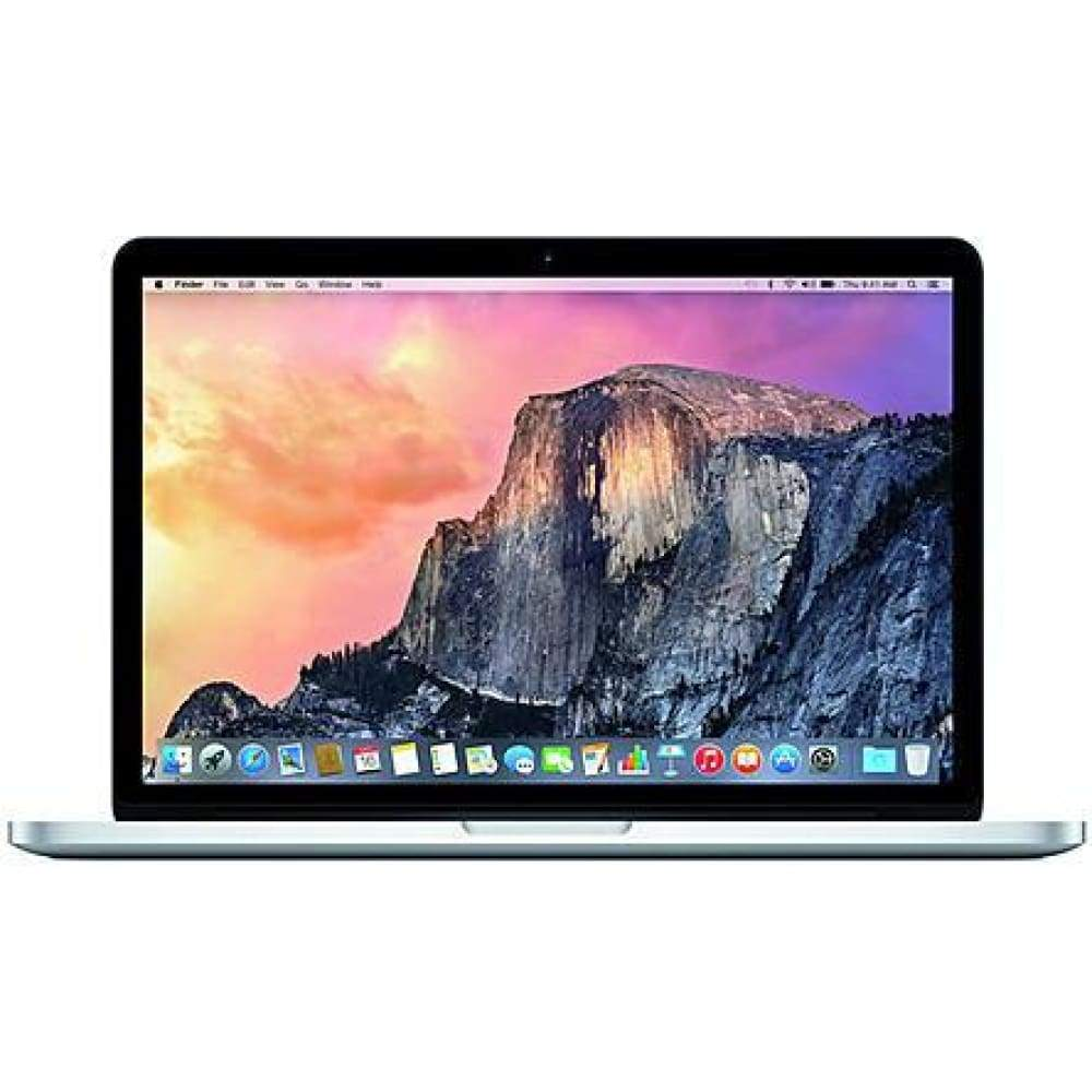 Apple MD101LLA ME864LL/A MacBook Pro 13in. 128GB SSD Intel Core i5 2.4Ghz Refurbished Laptop