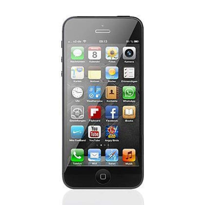 Apple White 16GB GSM Unlocked iPhone 5