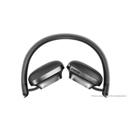 Authentic Baseus Encok D01 Bluetooth V4.2 Folding Headphones - E16 Green + Black