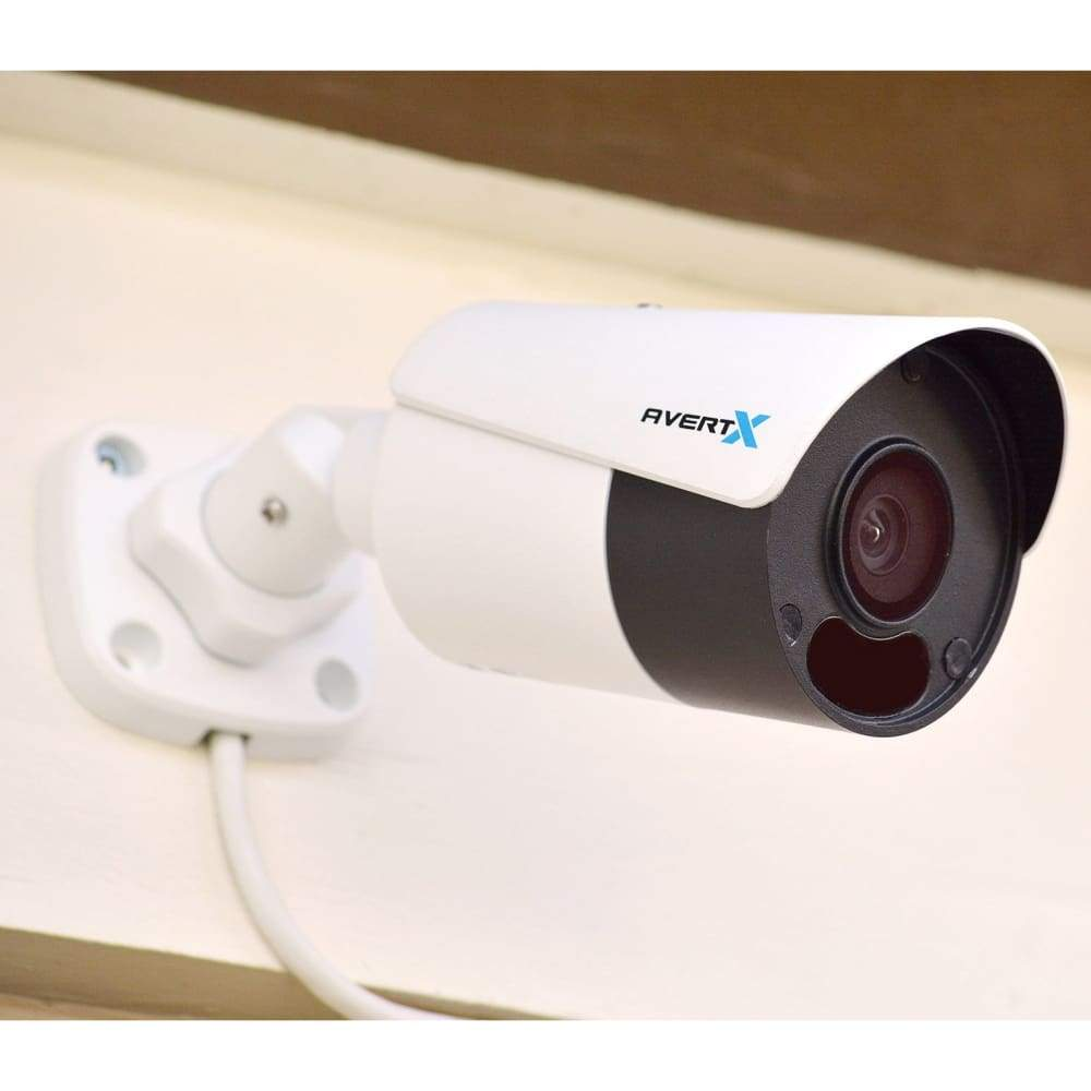 Avertx 8-channel 6 4K Bullet Camera Security SystemAvertx System