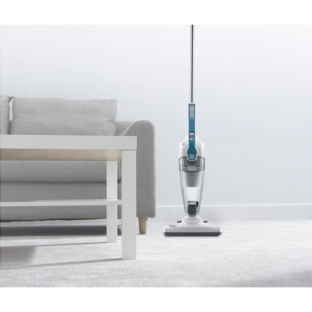 Black + Decker Lightweight 3-in-1 Corded Stick Vacuum BDST1601