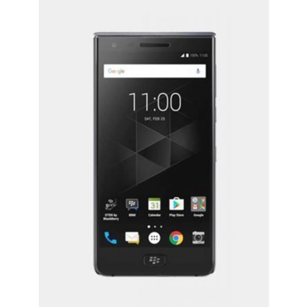 BlackBerry Motion BBD100-1 32GB Single-SIM 5.5 inch Android Factory Unlocked 4G/LTE Smartphone (Black) - International Version