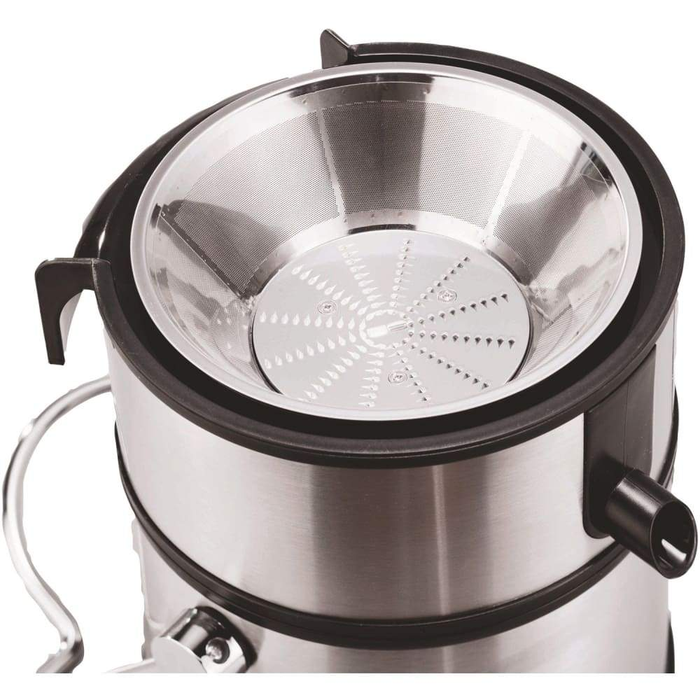 Brentwood JC-500 Appliances Juice Extractor Silver