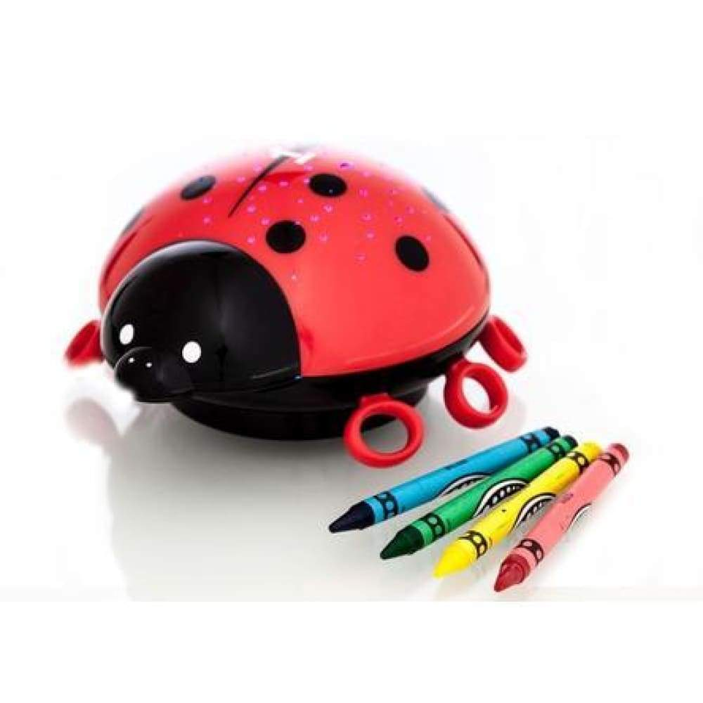 Britta Products Twilight Constellation Night Light Galaxy Beetlestar Projection / LadyBug