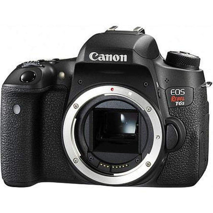 Canon 0020C001 24.2MP EOS Rebel T6s CMOS Sensor DSLR Camera Body