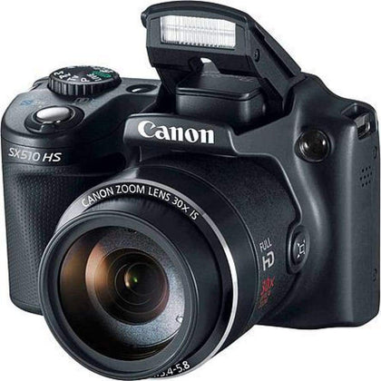 Canon 8409B001 12.1 Megapixel SX510 PowerShot Digital Camera with WiFi