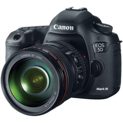 Canon EOS 5D Mark III Digital SLR Camera with EF 24-105mm L IS USM Lens