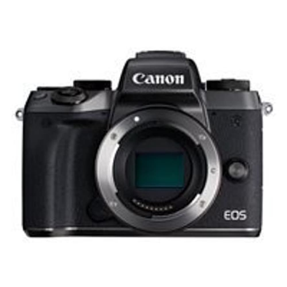 Canon EOS M5 Wi-Fi Digital ILC Camera + EF-M 15-45mm IS STM Lens