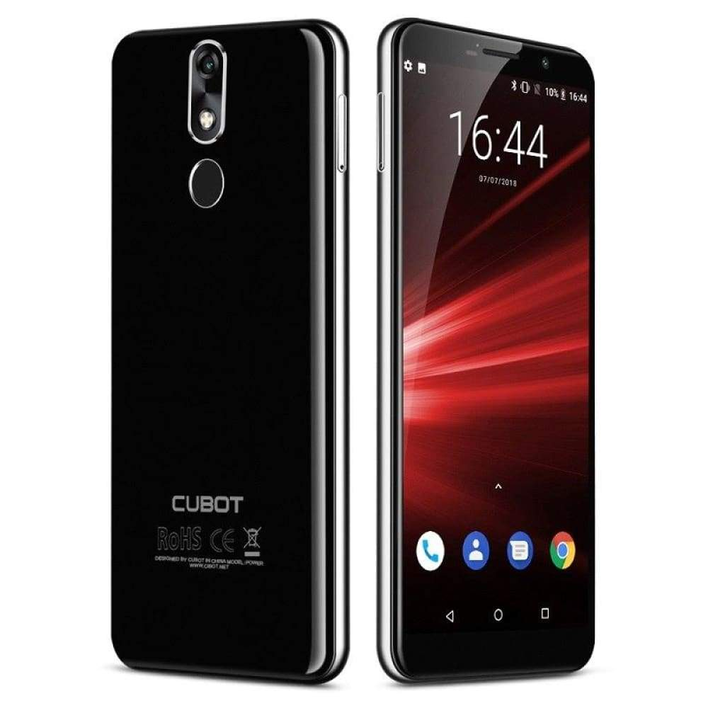 Cubot Power 6000mAh 6GB+128GB 5.99 18:9 FHD+ Android 8.1 Helio P23 Octa Core 6P lens Smartphone 20.0MP Dual 4G LTE Fingerprint
