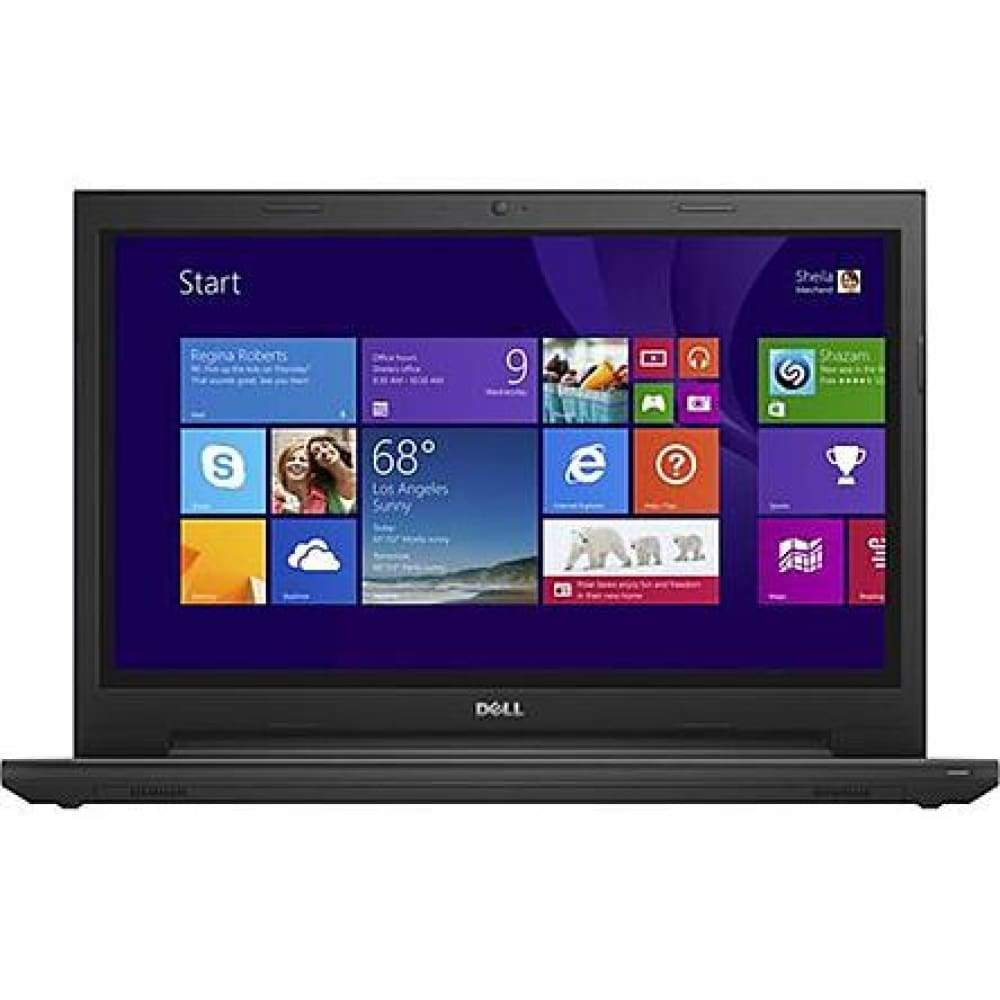 Dell I17RV2273BLK Inspiron 2.6GHz 4GB RAM 500GB HDD Intel Core i3-5015U Laptop