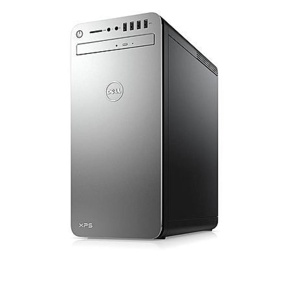 Dell XPS 8910 Special Edition Silver Desktop with Intel i7-6700