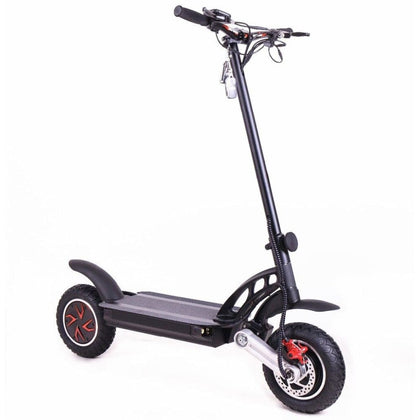 Electric Scooter Dual Motors 2400W E-scooter KWHEEL S12 48V 20AH Lithium Battery