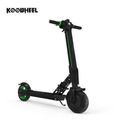 Electric Scooter Foldable Longboard Kick 6Ah Lithium Battery Hoverboard Skateboard