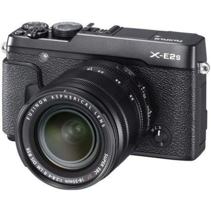 Fujifilm X-E2S Wi-Fi Digital Camera + 18-55mm XF Lens (Black)