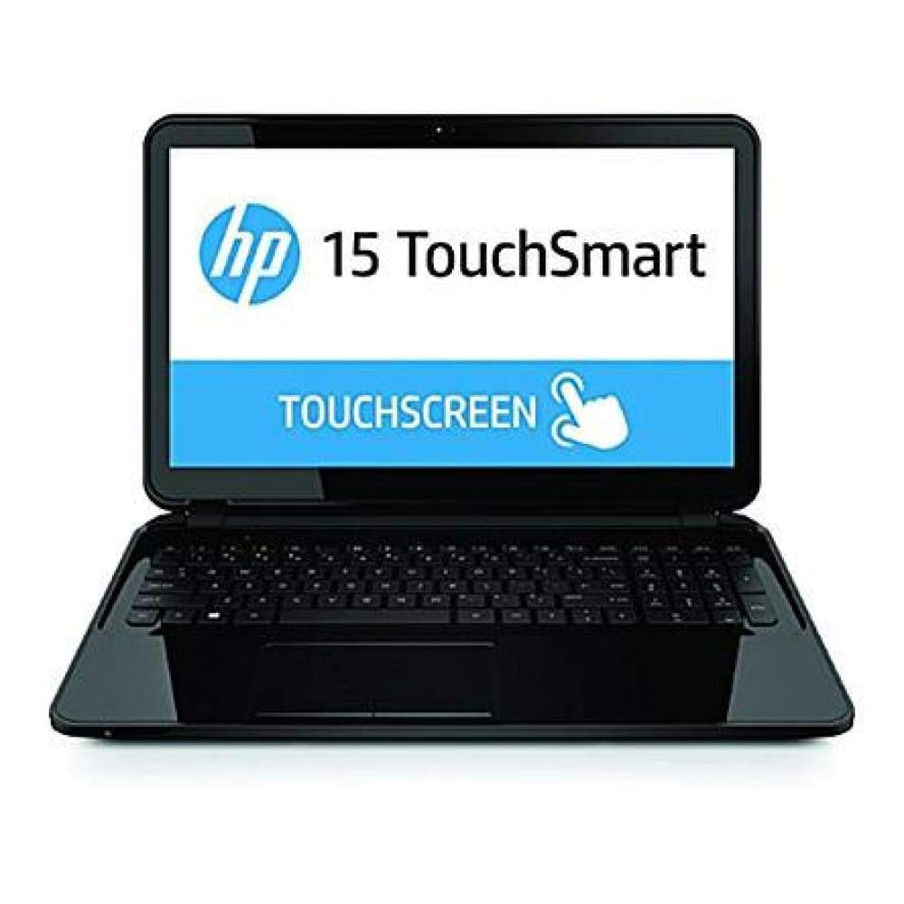 HP 15.6 Touch Screen Laptop with 4GB Memory