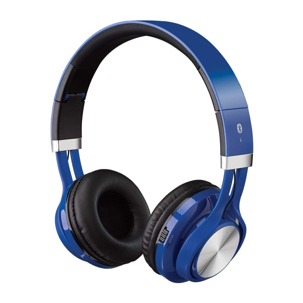 iLive Wireless Headphones - Blue