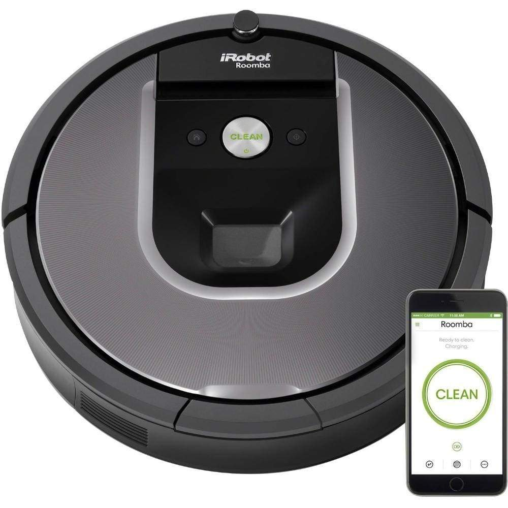 iRobot Roomba 960 Wi-Fi Connected Robot Vacuum w/Manufacturers Warranty