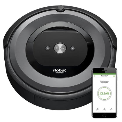 iRobot® Roomba® e6 Wi-Fi® Connected Robot Vacuum (6134)
