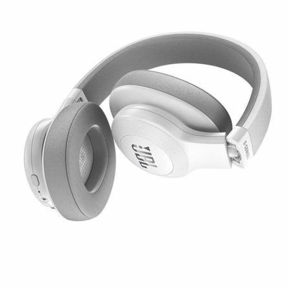 JBL Signature Sound Bluetooth Wireless On-Ear Headphones with Built-In Remote and Microphone White (New - Blemished)