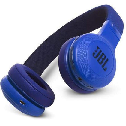JBL Signature Sound Bluetooth Wireless On-Ear Headphones with One-Button Remote and Microphone Blue (New Open Box)