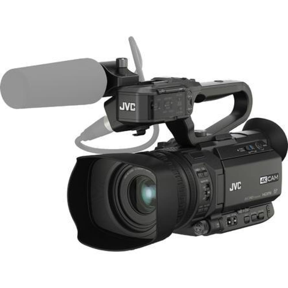 JVC Kenwood GY-HM200SP Ultra 4K HD 4KCAM Professional Sports Production Camcorder