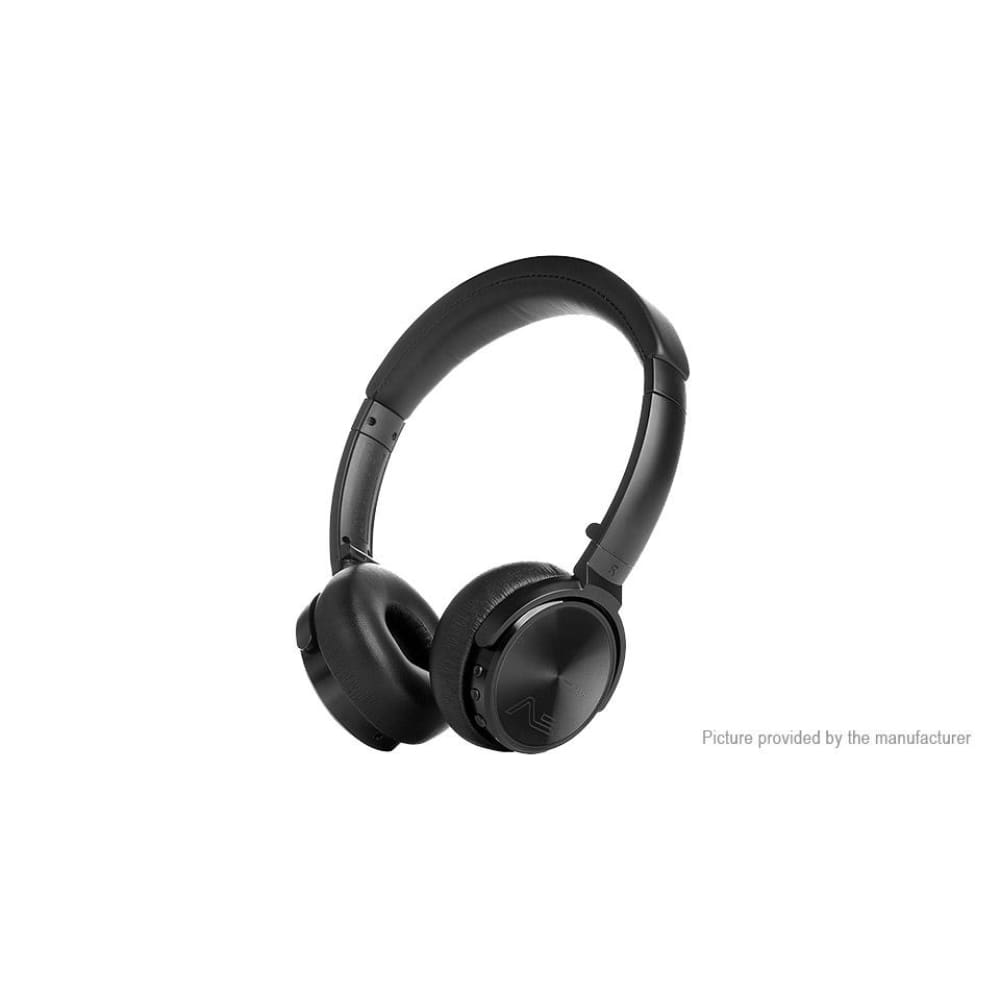 Lasmex HB-65s Foldable Heavy Bass HiFi Bluetooth V4.1 Stereo Music Headphones - HB-65 Black