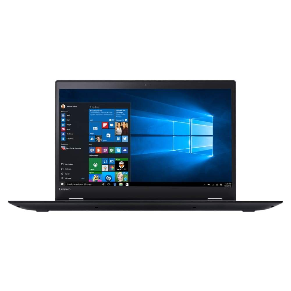 Lenovo Flex 5 Series 2-in-1 Touchscreen Laptop - Intel Core i7 - GeForce MX130 - 4K Ultra HD - Active Stylus