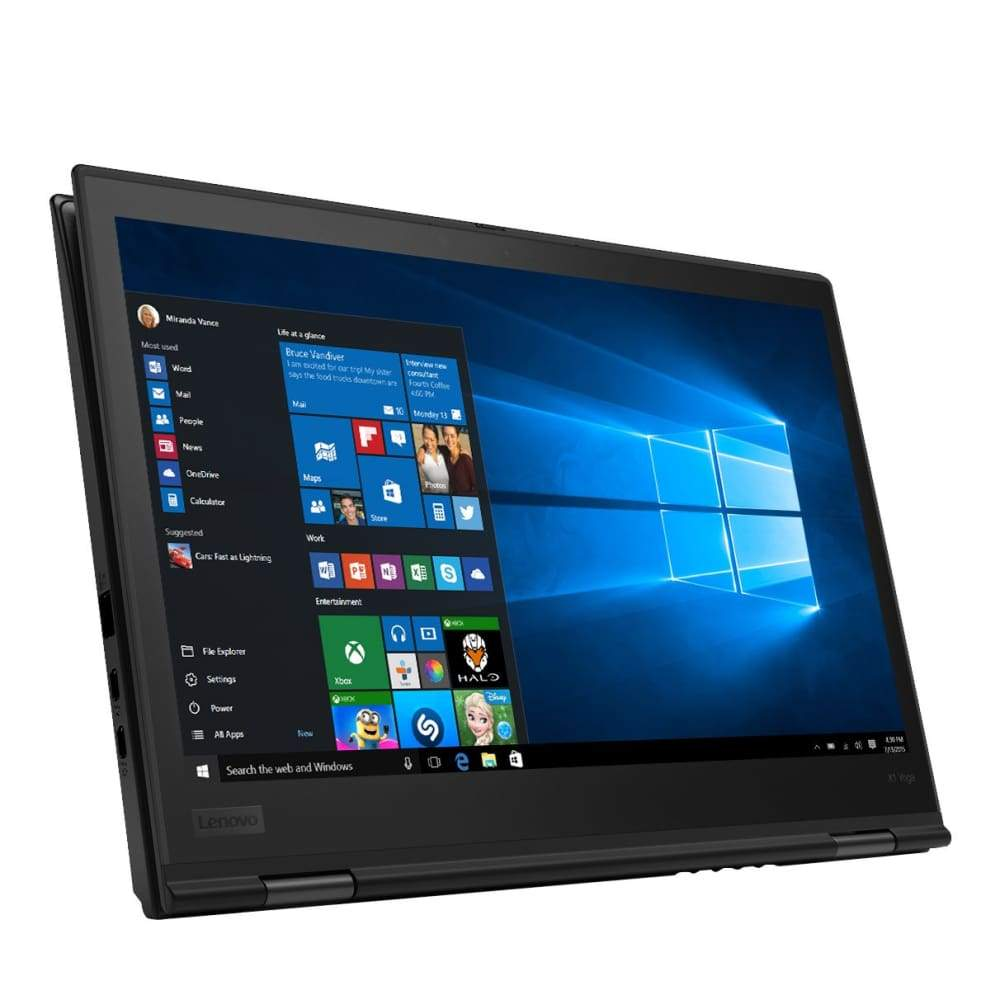 Lenovo Thinkpad X1 Yoga 2-in-1 Touchscreen Business Laptop - Intel Core i7 - 1080p - ThinkPad Pen Pro