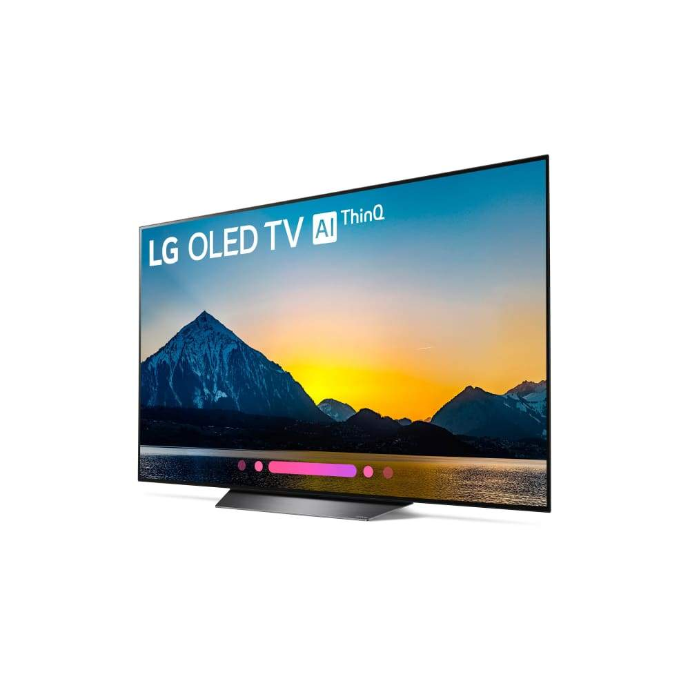 LG 65 OLED 4K HDR Smart TV w/AI ThinQ OLED65B8PUA