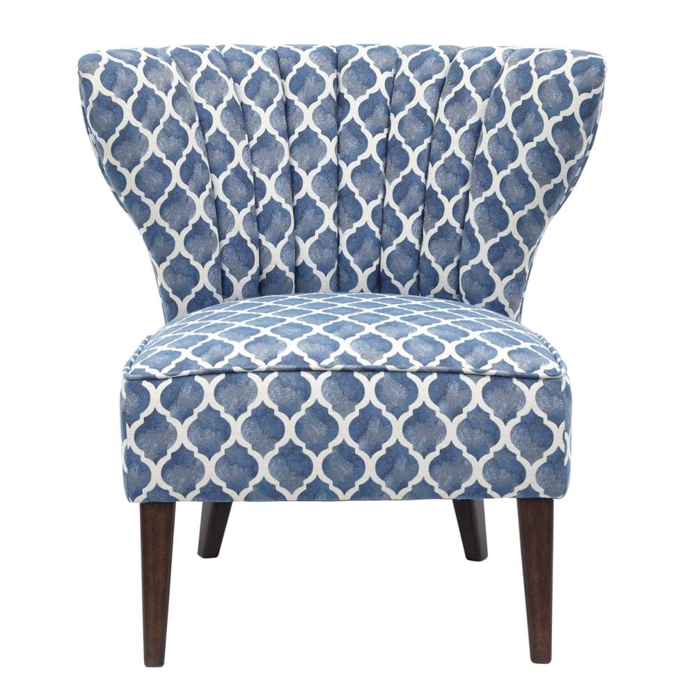 Maria Accent Chair - Moroccan Fabric