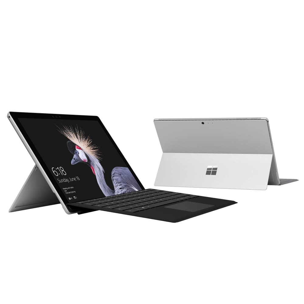 Microsoft Surface Pro (5th Gen) Bundle - Intel Core i5 - 2736 x 1824 Display - Windows 10 Professional - Type CoverMicrosoft - Cover
