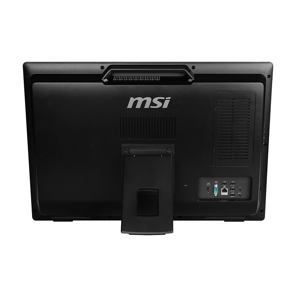 MSI Pro 24T 6M-022US 23.6 Full HD Display All-In-One Dekstop Intel Core i5-6400 8GB 1TB Optical 2-point Touch Win 10