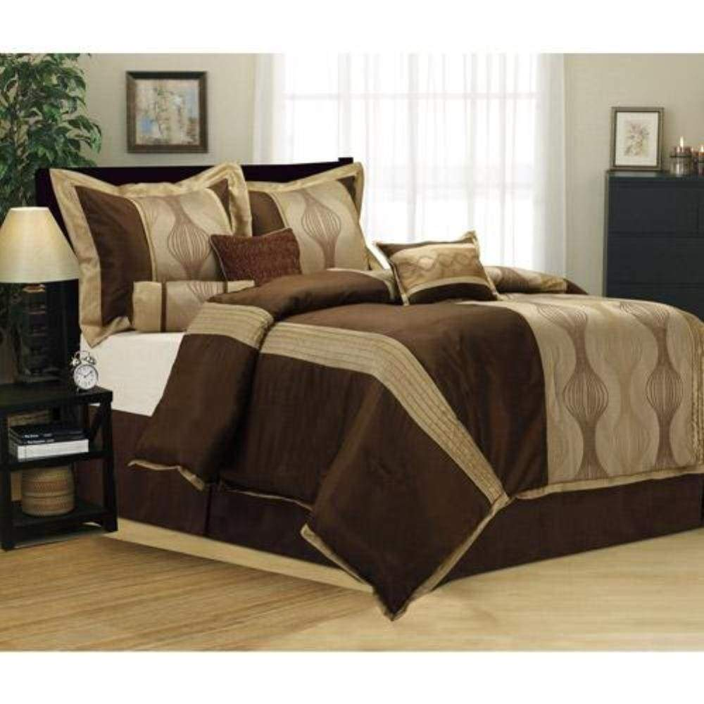 Nanshing Kath 7-Piece Bedding Comforter Set