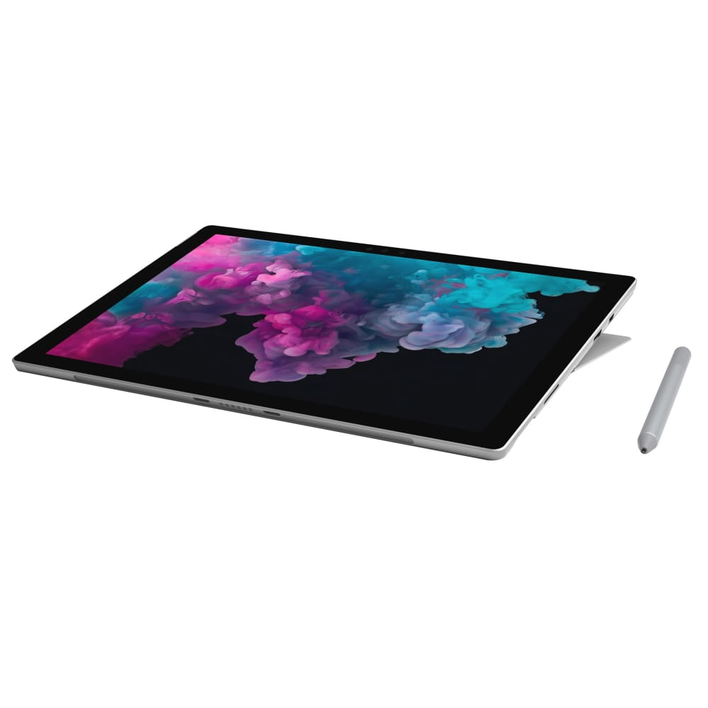 New Microsoft Surface Pro 6 Bundle - Intel Core i7 - 2736 x 1824 Display - Windows 10 - Black Type Cover