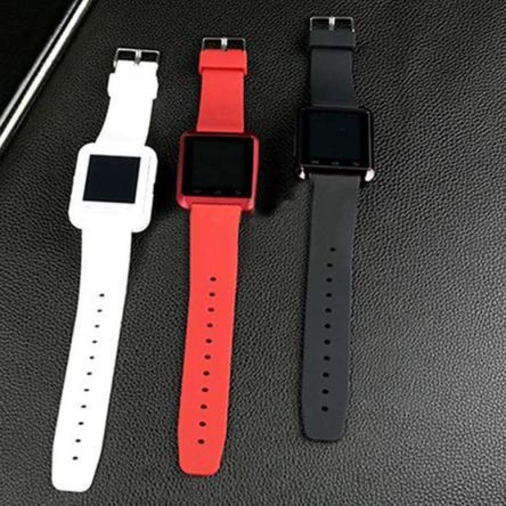 NewFashion Smart Watch Unisex USB Bluetooth Wrist Mobile Phone Pedometer