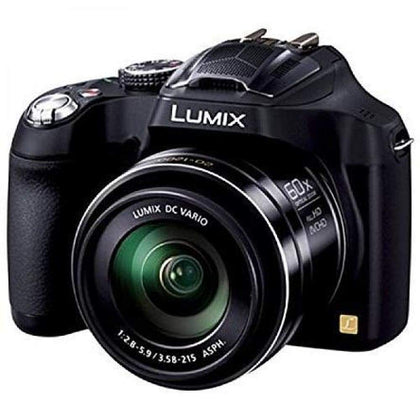 Panasonic ADIB00E52ZJDM LUMIX DMC-FZ70 16.1 MP Digital Camera with 60x Optical Image Stabilized Zoom