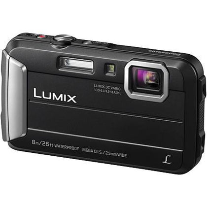 Panasonic Does not apply Lumix DMC-TS30 Digital Camera (Black)