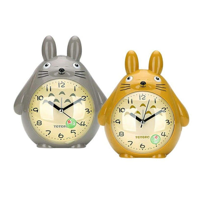 PENGCHENG Household Decor TOTORO Quartz Table Clock Bed - Digital