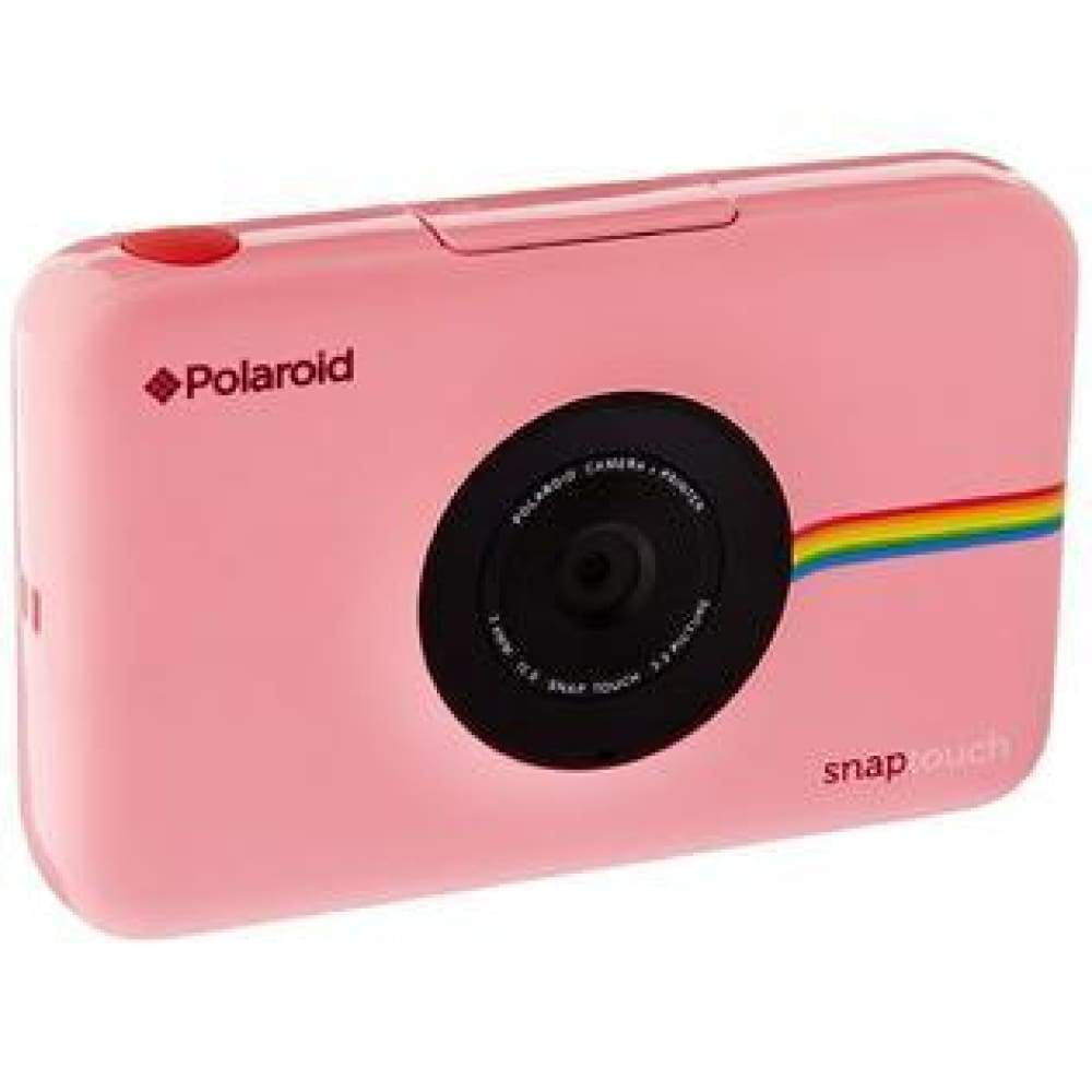 Polaroid Snap Touch Instant Print Digital Camera With LCD Display - Pink