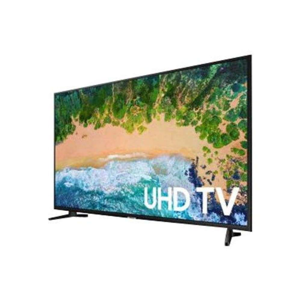 SAMSUNG 43 Class 4K (2160P) Ultra HD Smart LED TV UN43NU6900 (2018 Model)
