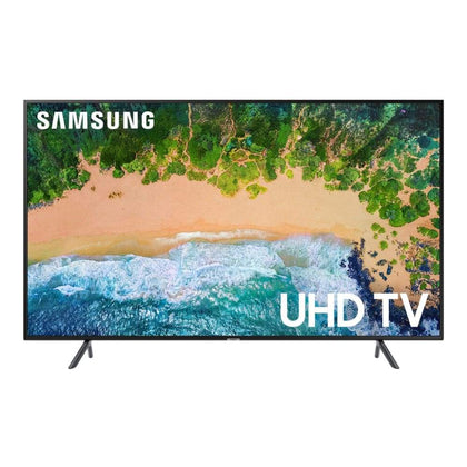 SAMSUNG 65 Class 4K (2160P) Ultra HD Smart LED TV UN65NU7100 (2018 model)