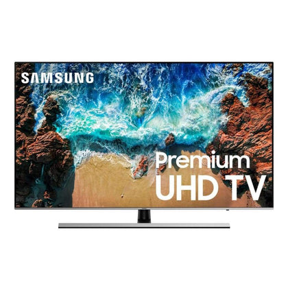 SAMSUNG 65 Class 4K (2160P) Ultra HD Smart LED TV UN65NU8000FXZA (2018 model)
