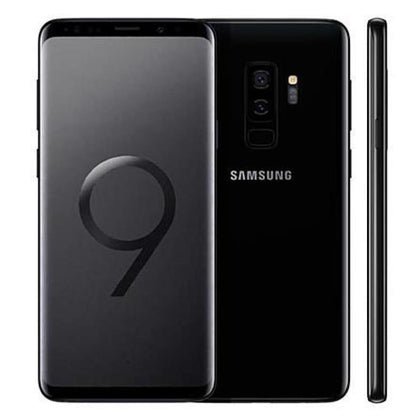 Samsung G9600 Galaxy S9 64GB Factory Unlocked 4G Smartphone - Midnight Black