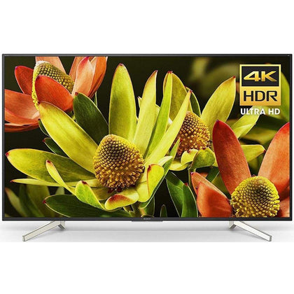 Sony 60 Class 4K Ultra HD (2160P) HDR Android Smart LED TV (XBR60X830F)