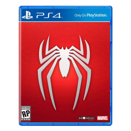 Spiderman PlayStation 4 Video Game