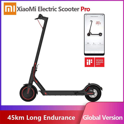 Xiaomi electric scooter mijia Pro adult longboard hoverboard skateboard 2 wheel patinete electrico with APP