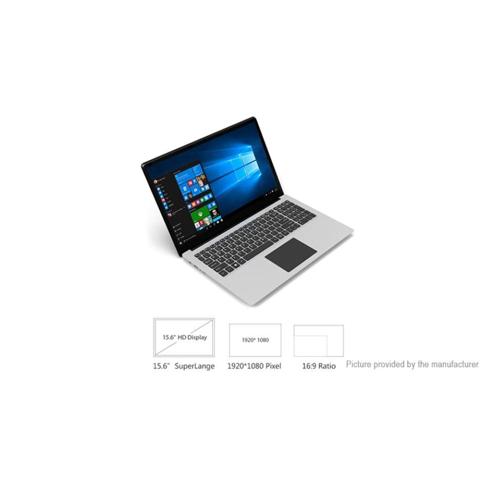 YEPO 737A6 15.6 IPS Quad-Core Notebook (256GB/US)