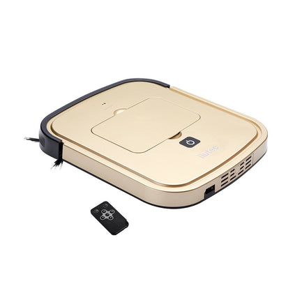 iiutec R-Cruiser Cleaner Sweeping Robot Gold - Health & Lifestyle