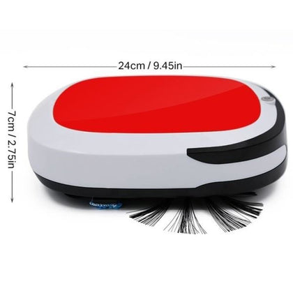 R-Cruiser Cleaner Sweeping Robot Red - Health & Lifestyle $125.65 Free Shipping Worldwide