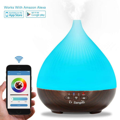 Sangdo Generation Oil Aroma Diffuser-US Plug - Health & Lifestyle